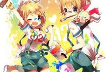 Kagamine Rine & Len