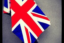 British <3 / I am a bit of an anglophile, I love all things British! I love the Brits for their wit and great humor.