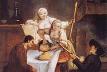 The long history of Food, Wine and Gastronomy in Italy / The long history of Food, Wine and Gastronomy in Italy #FoodHistory #ItalianFood #isacookinpadua