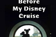 Disney Cruise / by Brandi Gregory