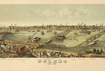 Toledo & NW Ohio: Early History / Pins of images related to Toledo's earlier history (1700s-1900) / by Toledo's Attic Virtual Museum