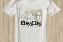 Claymore Anime Tshirt