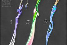 Sword design...