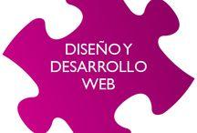 Diseño y desarrollo web / Diseño de páginas web