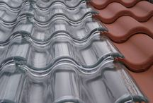Ceiling, roofing materials