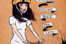 Biking! / by Daniel Calderon