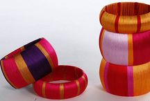 Silk thread items