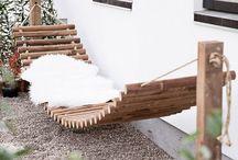 ogród wypoczynek