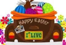 Beep Beep Easter