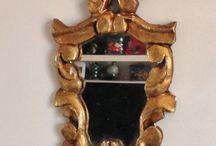 Mirror & frame