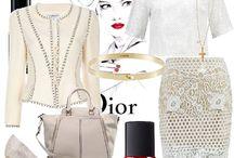 Białe stylizacje - Total white look