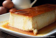 tartas de queso- cheese cake