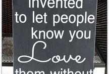 *I love Quotes