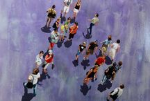 City Living / A Collection of Cityscape & Urban Artwork by Artists at Koyman Galleries