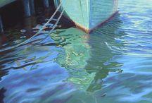 My Art / Soft pastel landscape & seascape paintings