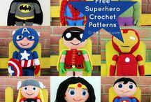 Hooking--Superheroes
