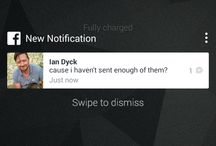 Mobile UX: Notifications