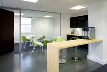 OFFICE KITCHENS & COFFEE DESKS