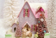Christmas Village & Houses