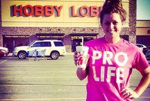 pro life.