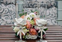 Wedding glasses / Wedding glasses
