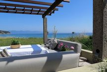 Ierissos, Halkidiki / accommodation options in Ierissos, for relaxing holidays off the beaten track