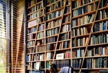 bibliotheques / bibliotheques et rangements interieures
