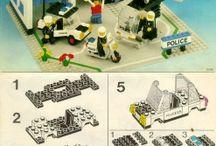 Lego stație de poliție