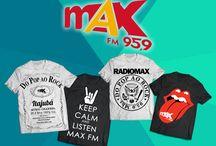 Case Max FM / Trabalhos para Max FM em Itajubá/MG 03/2015