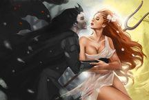Elda Lore / paranormal romance / by LB Dunbar