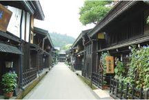 Matsumoto Castle / Alpine Route / Takayama