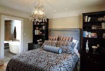 Master Bedroom / by Rachel Boone