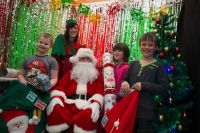 Christmas events in Snowdonia