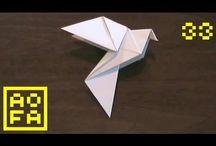 Origami creations