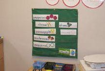 preschool ideas / by Angie Rolfes