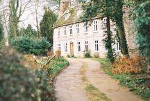 The farmhouse..
