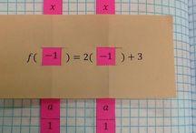 Interactive Notebook Maths