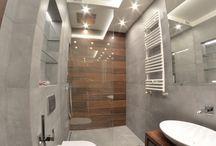 Główne łazienki