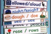 English homophones