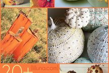 Pumpkin craft DIY