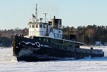 Sturgeon Bay Tugboats