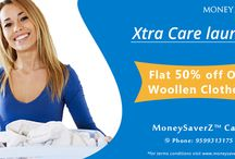 Laundry / Get discount in Landry and dry cleaning