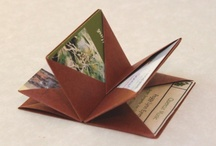 Book making (craft not gambling) / Making and binding books for art projects and journaling. / by Wanda Bankson