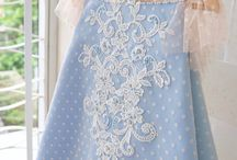 vintage çocuk elbisesi