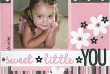 Baby personal Card for parents or grandparents