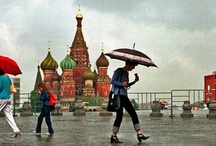 For a weekend in Moscow / by Ida K