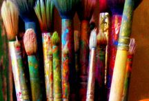 Artists Tools, the beauty of