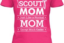 Girl Scout t-shirts