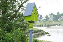 Bird houses, etc. / by Marybeth Shea