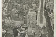 Vintage Construction Photos